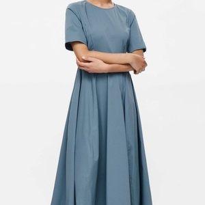 Cos Cotton Womens Dress
